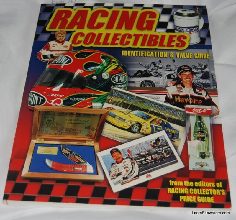 Book367 Racing Collectibles Antique Collectible Vintage