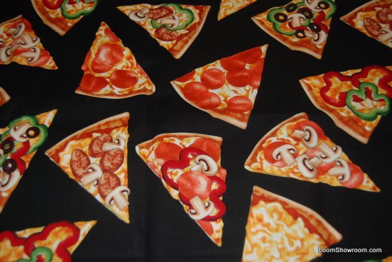 Food Pizza Slice Pepperoni Mushroom Cheese LM19 Italian Food Yummy ...