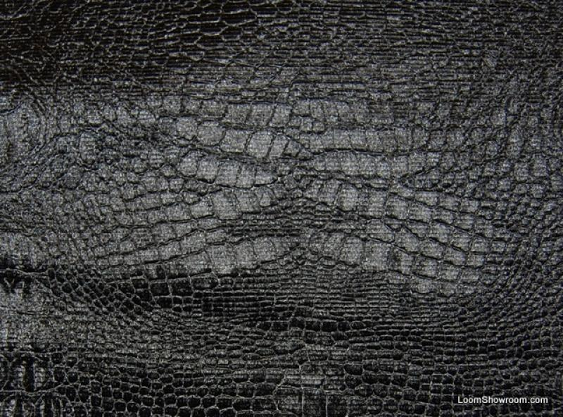 Velvet Crocodile Texture Alligator Snake Skin Heavy Weight