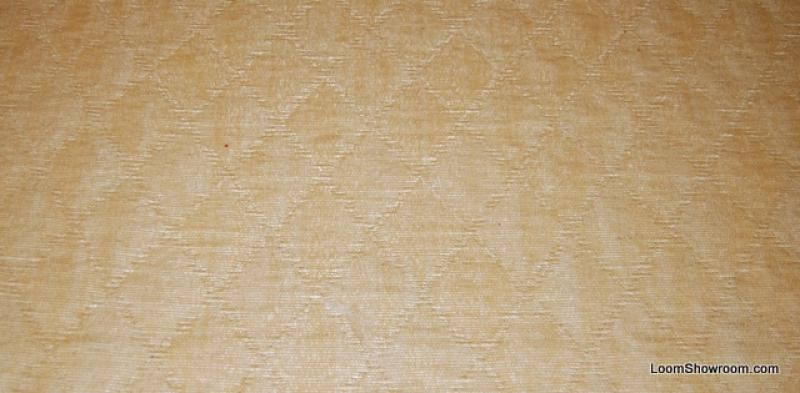 wb25 matelasse quilted batted light brown tan diamond pattern embroidered cotton linen fabric brown linen fabric lighting