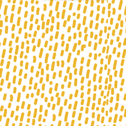 Dashes in Gold from the Contours collection for P&B Textiles #CONT00256Y