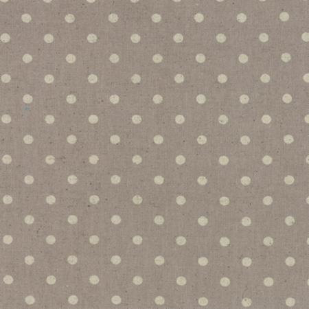 Dot in Putty from the Linen Mochi collection for Moda #32910 22