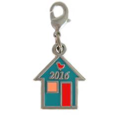 Row by Row 2016 Charm from Pin Peddlers