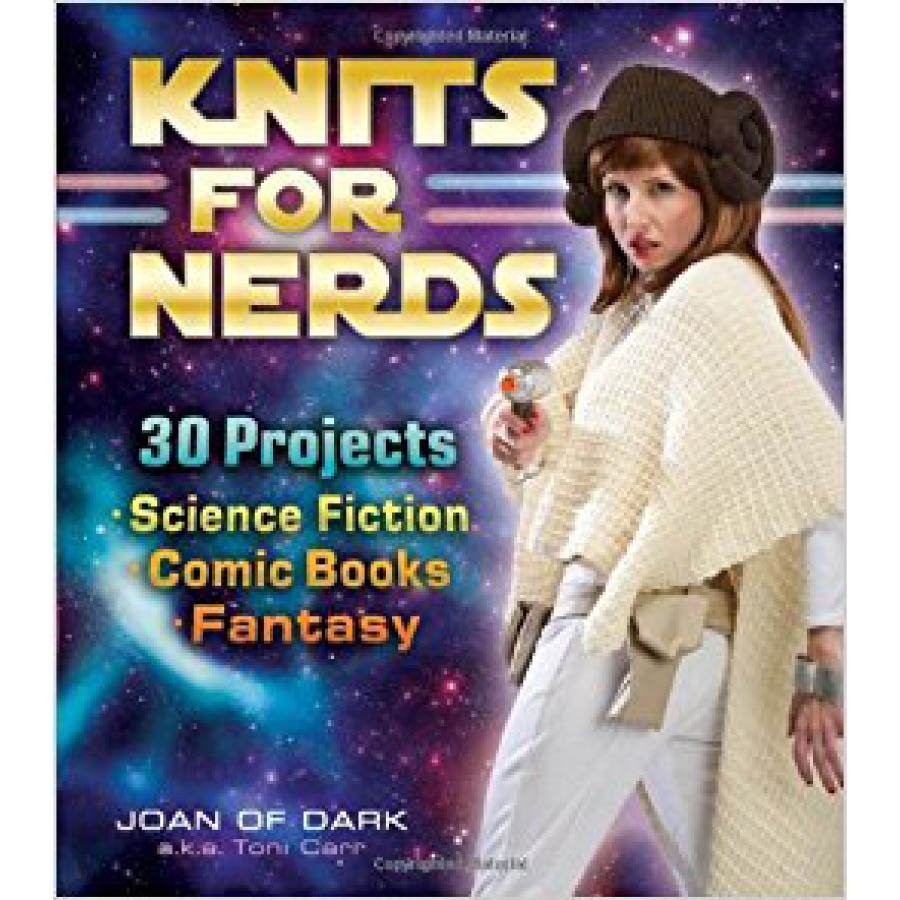 Knits For Nerds--AUTOGRAPHED!