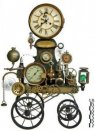 Clock Wagon