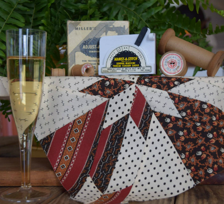 happy hour at eastport fabric emporium
