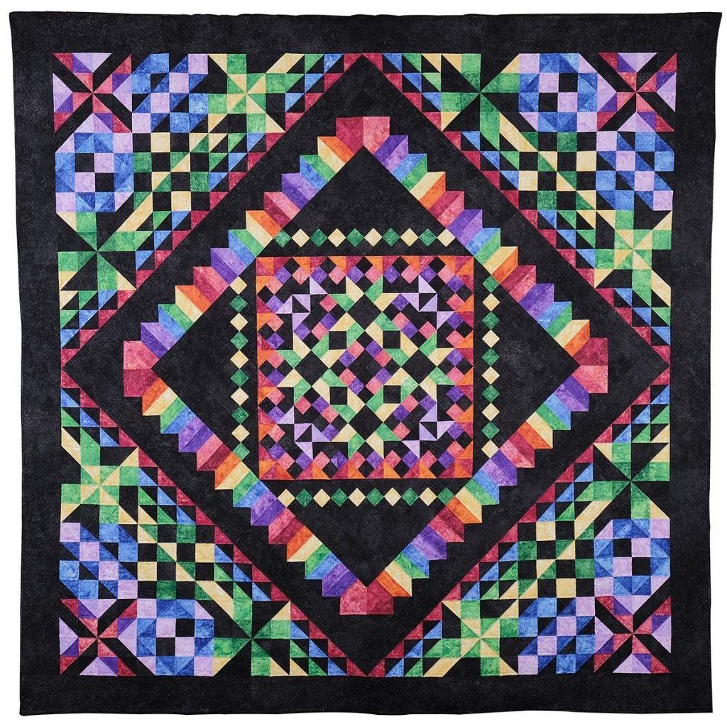 Kaleidoscope Fabric Kit
