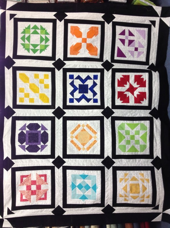 Simply Sampler by In The Doghouse Designs