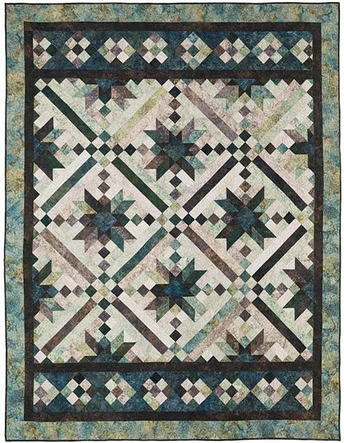 Quilt Patterns For Stonehenge Fabric : Kits