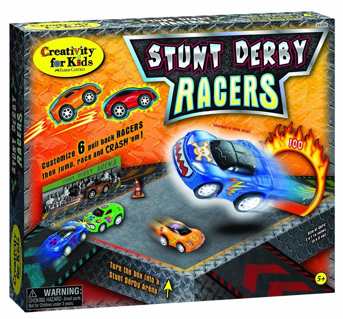 Stunt Derby Racers