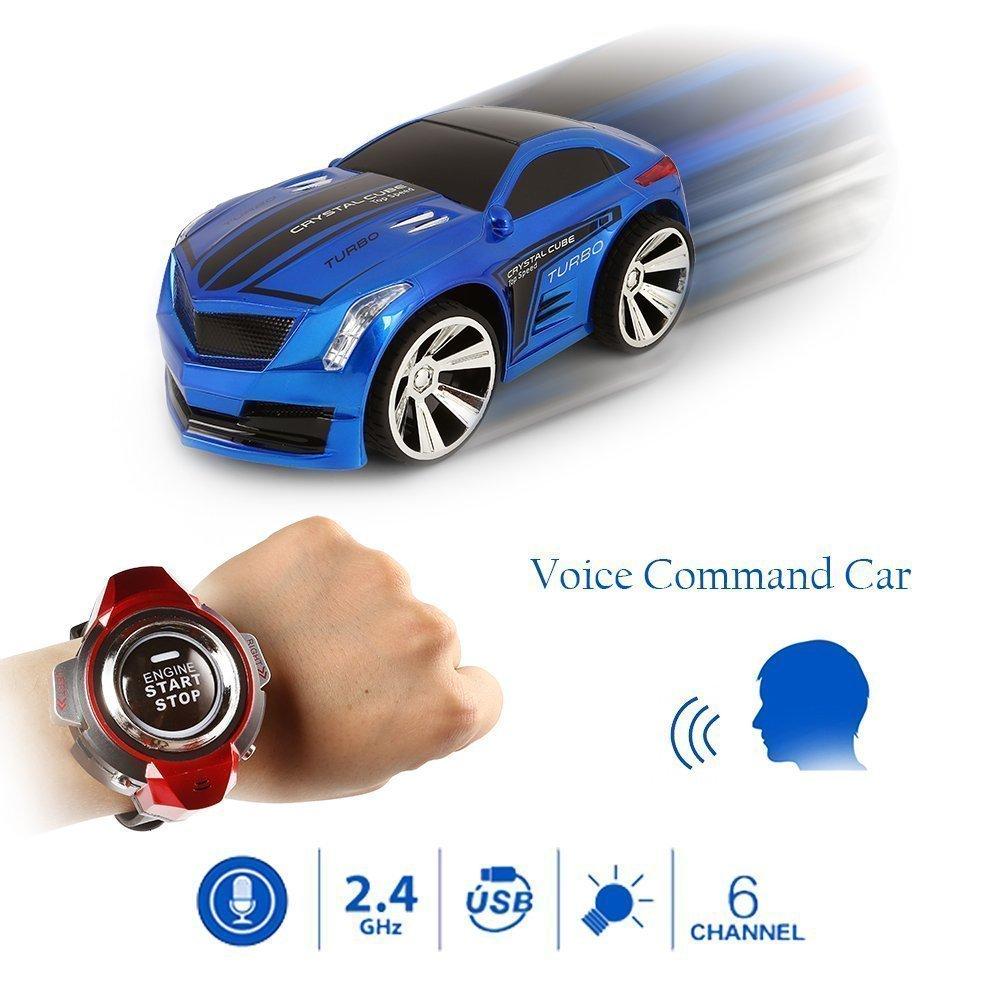 Voice n' Go Racer Blue