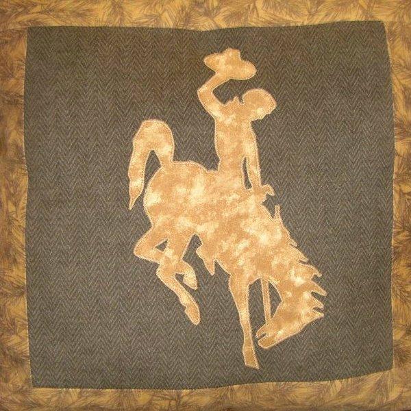 Bucking Horse Pillow Kit - 275246