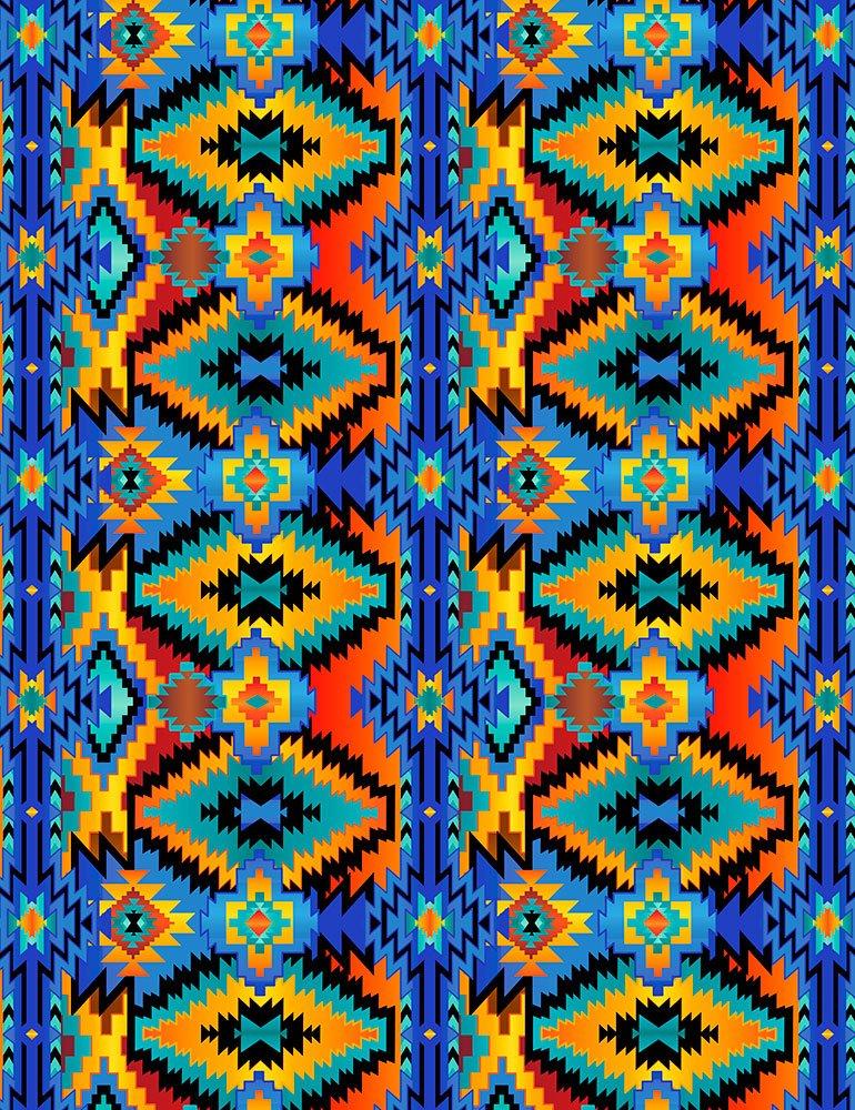 Southwest Blanket - West-C6174-Brite