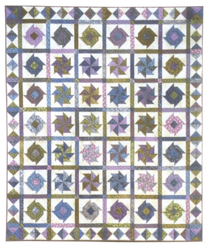 Pinwheels & Posies