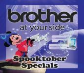 Brother Spooktober Specials