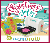 Accuquilt Promo July