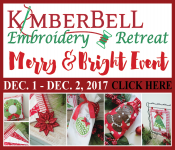 Kimberbell Embroidery Event
