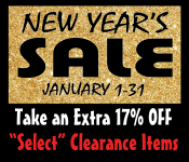 New Years Sale 2017