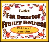Fall Fat Quarter Frenzy