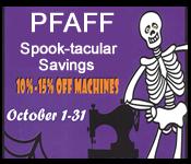 Spook-tacular Savings