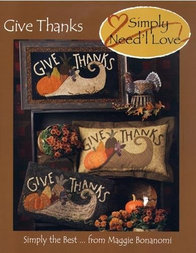 Simply Need'l Love - Give Thanks