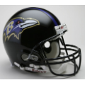 Baltimore Ravens Riddell Full Size Authentic Football Helmet