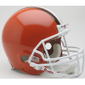 Cleveland Browns Throwback 75-05 Riddell Full Size Authentic Football Helmet