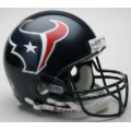 Houston Texans Riddell Full Size Authentic Football Helmet