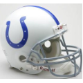 Indianapolis Colts Throwback 58-77 Riddell Full Size Authentic Football Helmet
