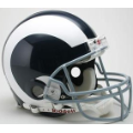 LA Rams Throwback 65-72 Riddell Full Size Authentic Football Helmet