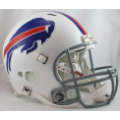 Buffalo Bills Riddell Revolution Full Size Authentic Football Helmet