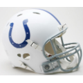 Indianapolis Colts Riddell Revolution Full Size Authentic Football Helmet