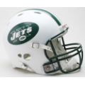 New York Jets Riddell Revolution Full Size Authentic Football Helmet