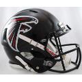 Atlanta Falcons Riddell Revolution Speed Full Size Authentic Football Helmet