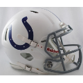 Indianapolis Colts Riddell Revolution Speed Full Size Authentic Football Helmet