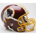 Washington Redskins Riddell Revolution Full Size Authentic Football Helmet