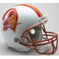 Tampa Bay Buccaneers Throwback 76-96 Riddell Full Size Authentic Football Helmet
