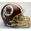 Washington Redskins Riddell Full Size Authentic Football Helmet