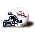 Liberty Flames Schutt XP Authentic Full Size College Football Helmet