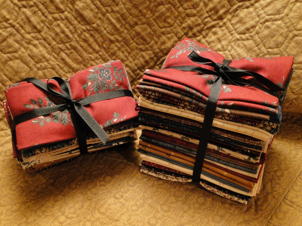 Prairie Stitches Fat Quarter Bundle