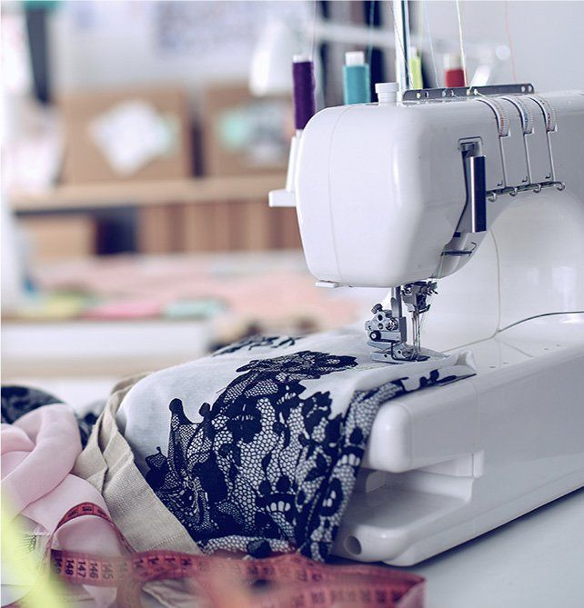 Discover Sewing - Lessons
