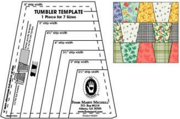 Tumbler One-derful One-Patch Template