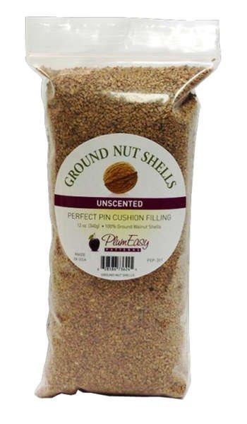 Pincushion Filling - Ground Nut Shells