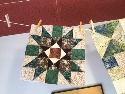 River Rock Block Of The Month