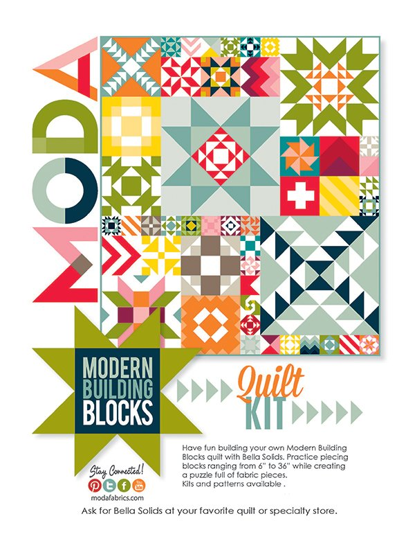 Moda Modern Building Blocks