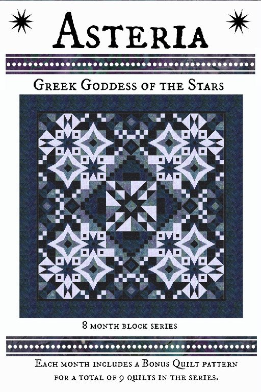 Asteria Block Of The Month