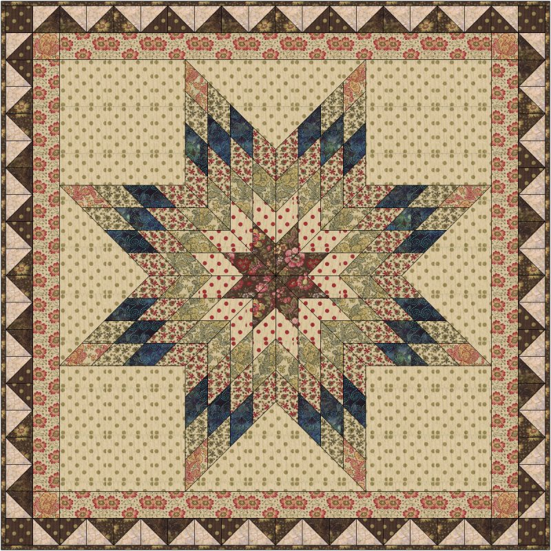 Traditional quilt kits - Quilt rits ...