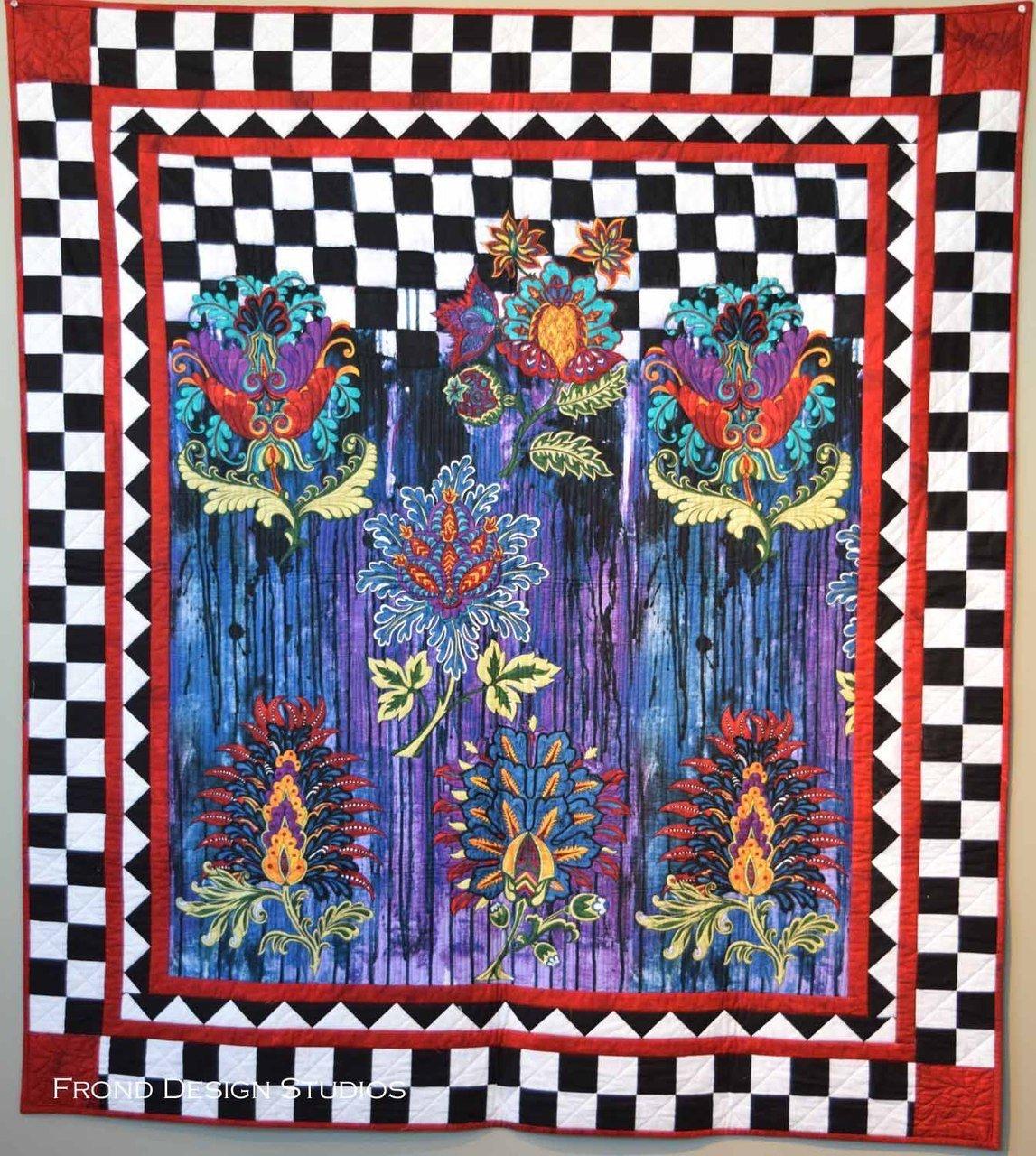 Wonderland Quilt Kit