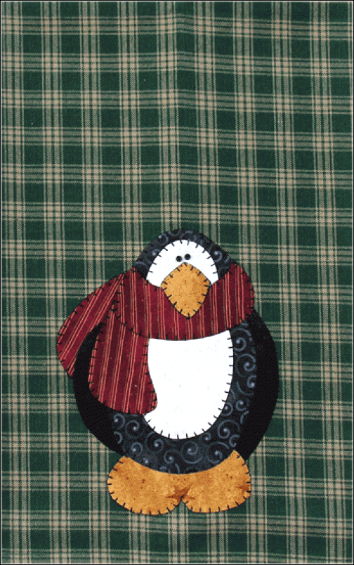 P02 Penguin Patternlet