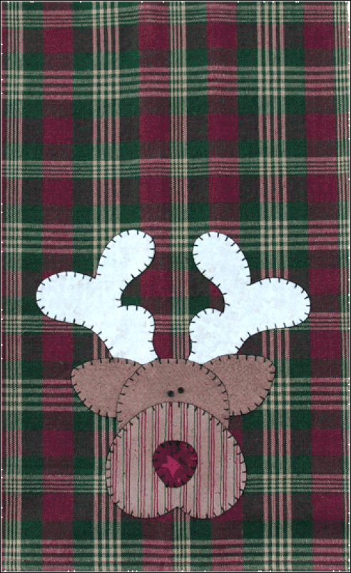 P04 Reindeer Patternlet
